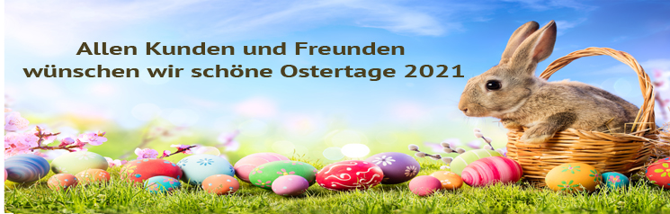 Schöne Ostertage 2021