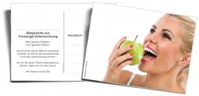 1.000 Recall-Karten Apfel