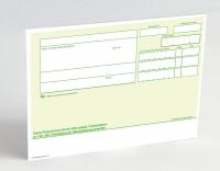 Rezeptvordrucke Grünes Rezept (je 500 Stück)