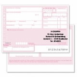 Kassenrezepte Muster 16, mit Praxiseindruck und Betriebsstätten-Nr. (je 500 Stück)