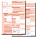 Muster 70 Behandlungsplan für Maßnahmen zur künstlichen Befruchtung Muster (100 Stk.)