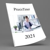 PraxisTimer weekly 2021 als Softcover