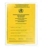Impfbücher / Impfausweise  mit passender Hülle A6